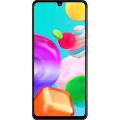 samsung »galaxy a41« smartphone zwart