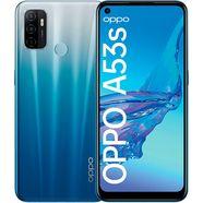oppo smartphone a53s, 128 gb blauw