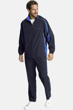 jan vanderstorm trainingspak (set, 2-delig) blauw