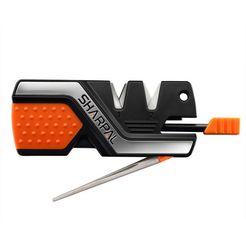 sharpal »survival tool 6-in-1« messenslijper zwart