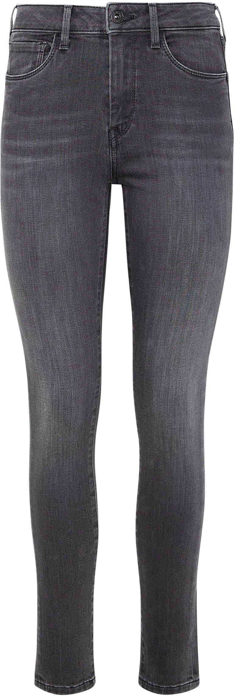 Op zoek naar een Pepe Jeans skinny jeans REGENT Skinny pasvorm met hoge band van als zijde comfortabele stretch-denim? Koop online bij OTTO