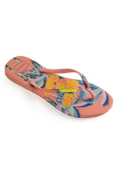 havaianas teenslippers »slim summer« multicolor