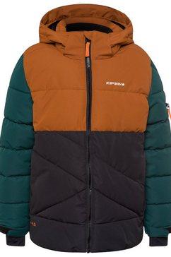 icepeak ski-jack »loudon« zwart