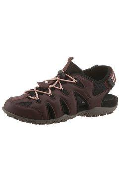geox sandalen rood