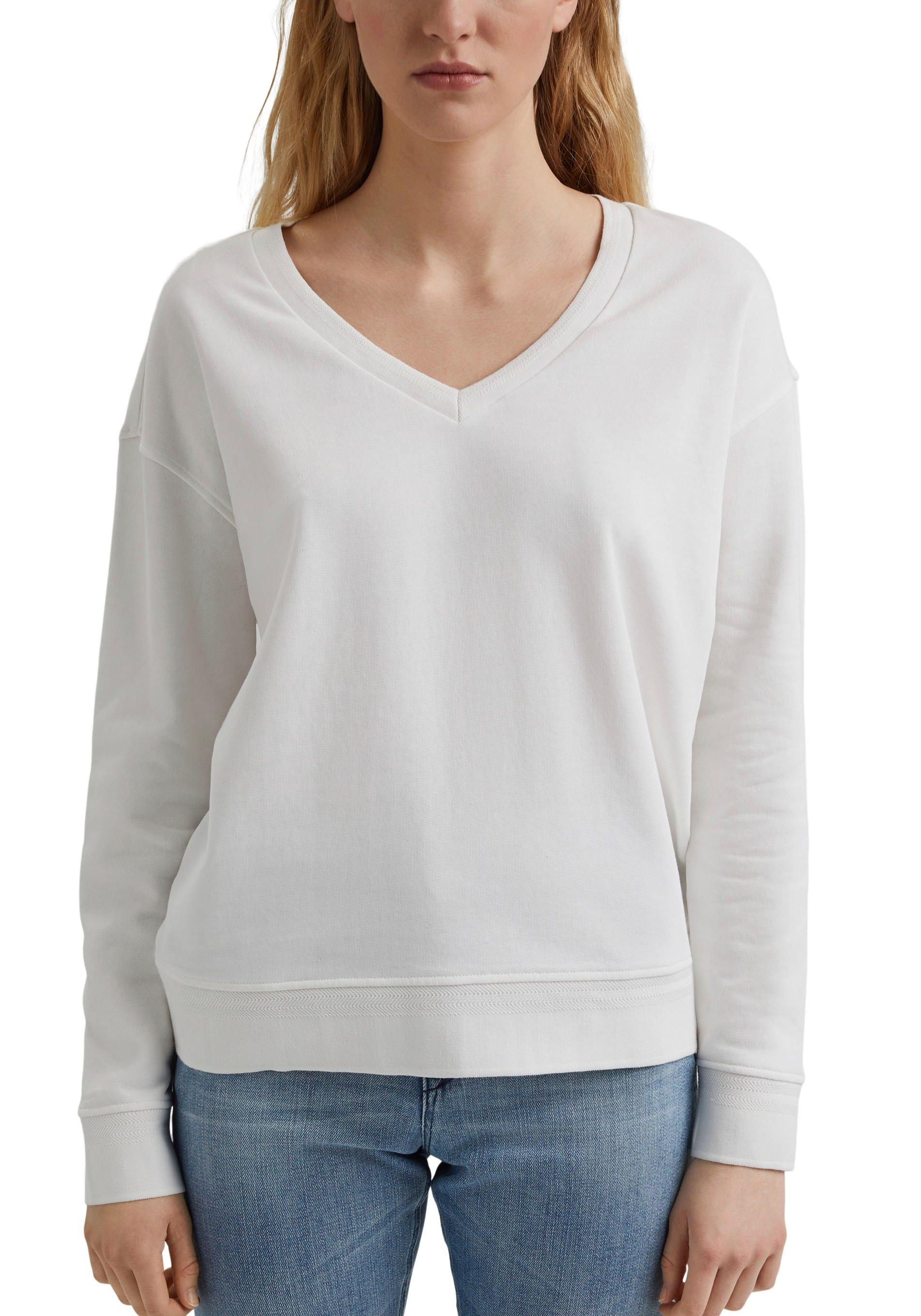 edc by Esprit sweater met een diepe v-hals bestellen: 30 dagen bedenktijd