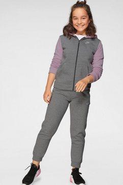 nike joggingpak »nike sportswear track suit core« grijs