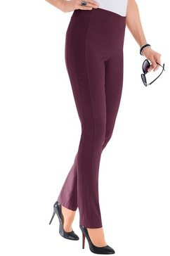 stehmann broek in stretchkwaliteit rood
