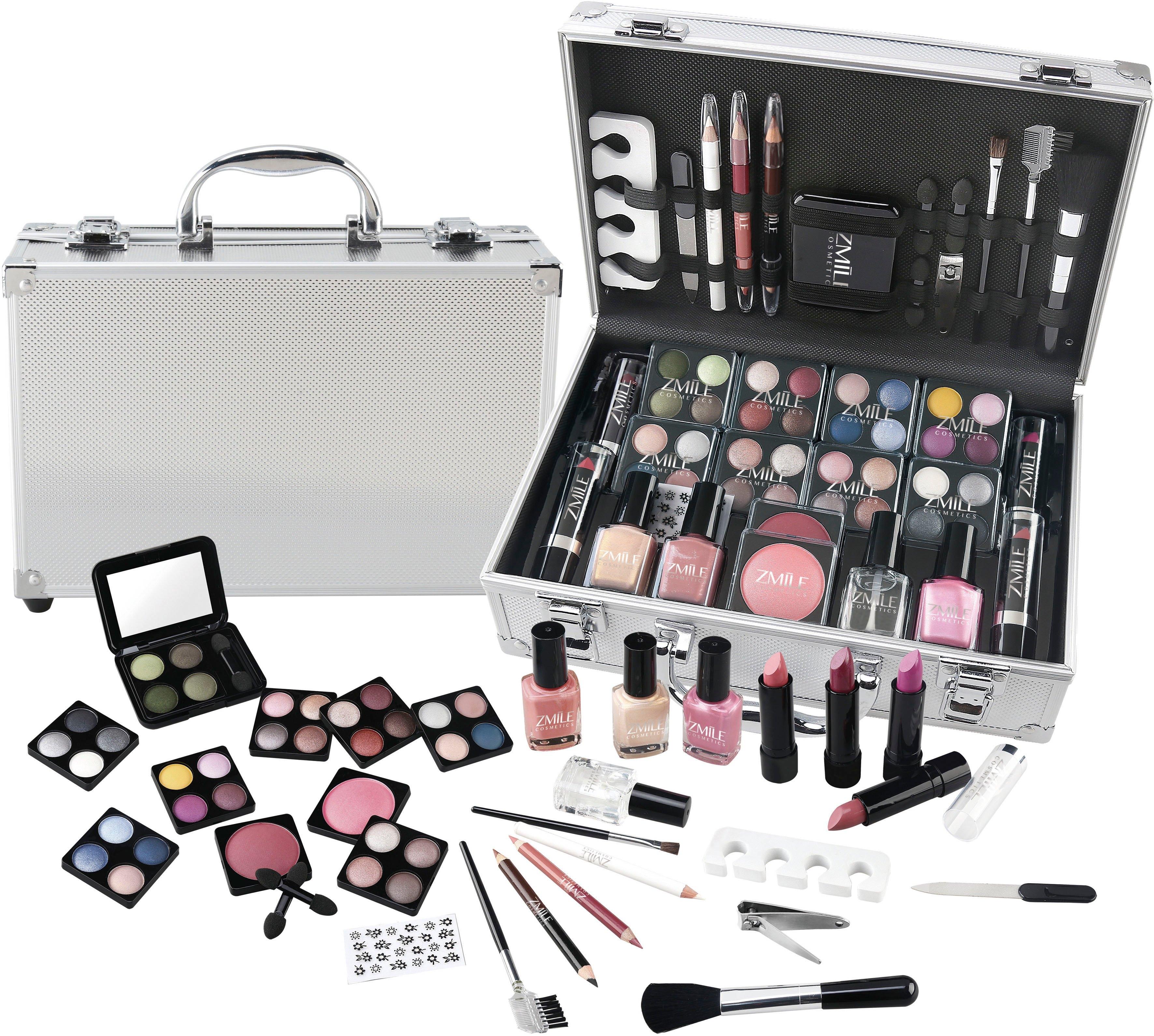 ZMILE COSMETICS make-upkoffer (57 delig) - verschillende betaalmethodes