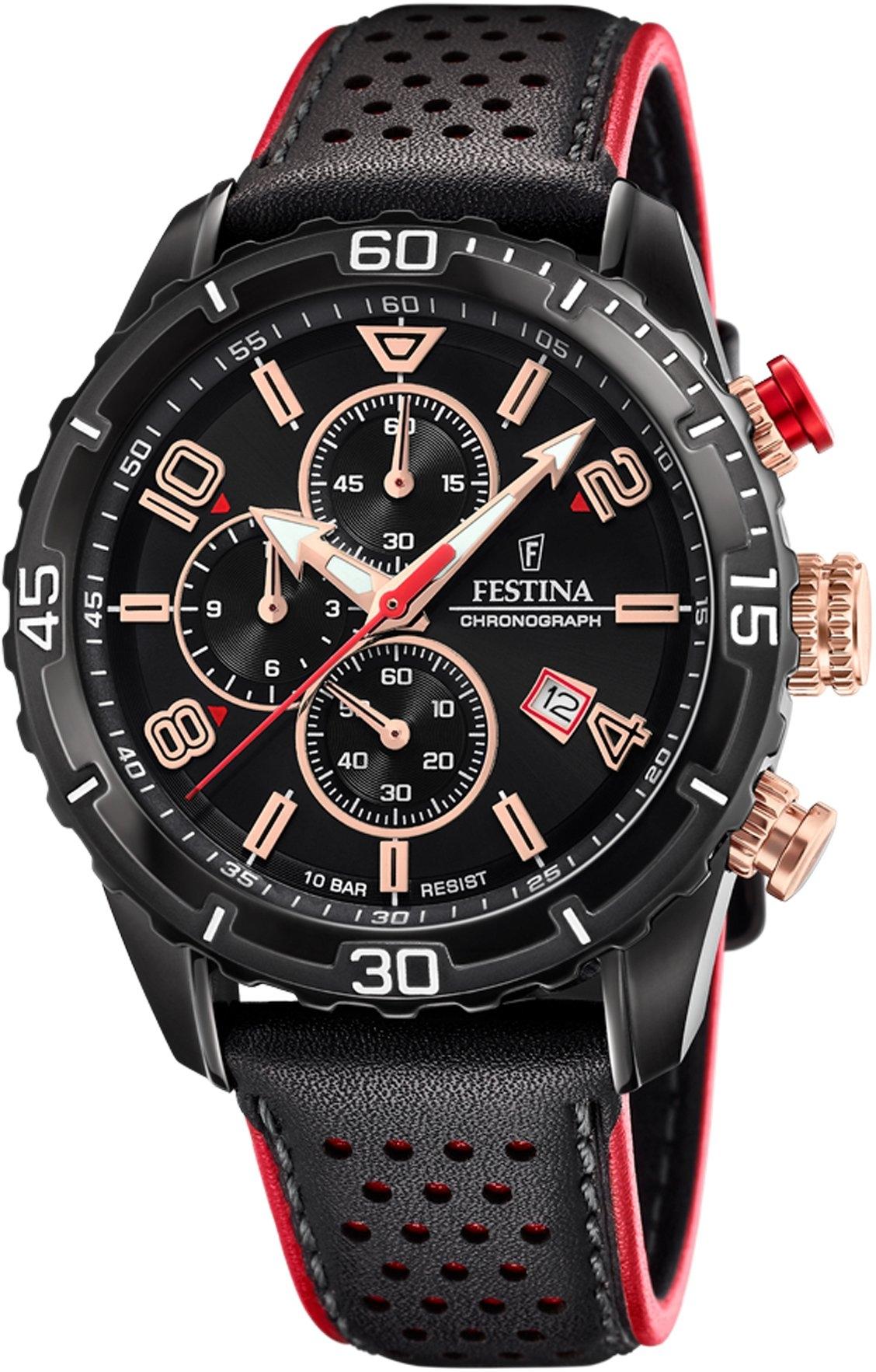 Op zoek naar een Festina chronograaf F20519/4? Koop online bij OTTO