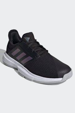 adidas performance tennisschoenen zwart