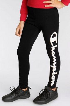 champion legging crop leggings zwart