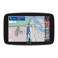 tomtom navigatiesysteem voor vrachtwagen go expert zwart