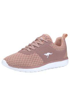 kangaroos sneakers »bumpy« roze