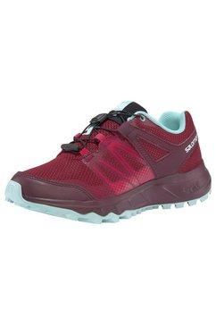salomon runningschoenen »savica trail w« rood
