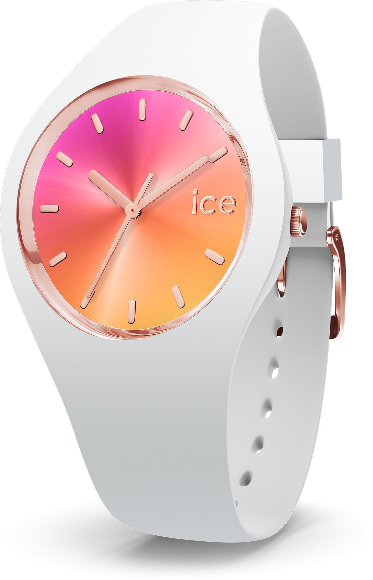 ice-watch kwartshorloge (set, 2-delig, Met armband) - verschillende betaalmethodes