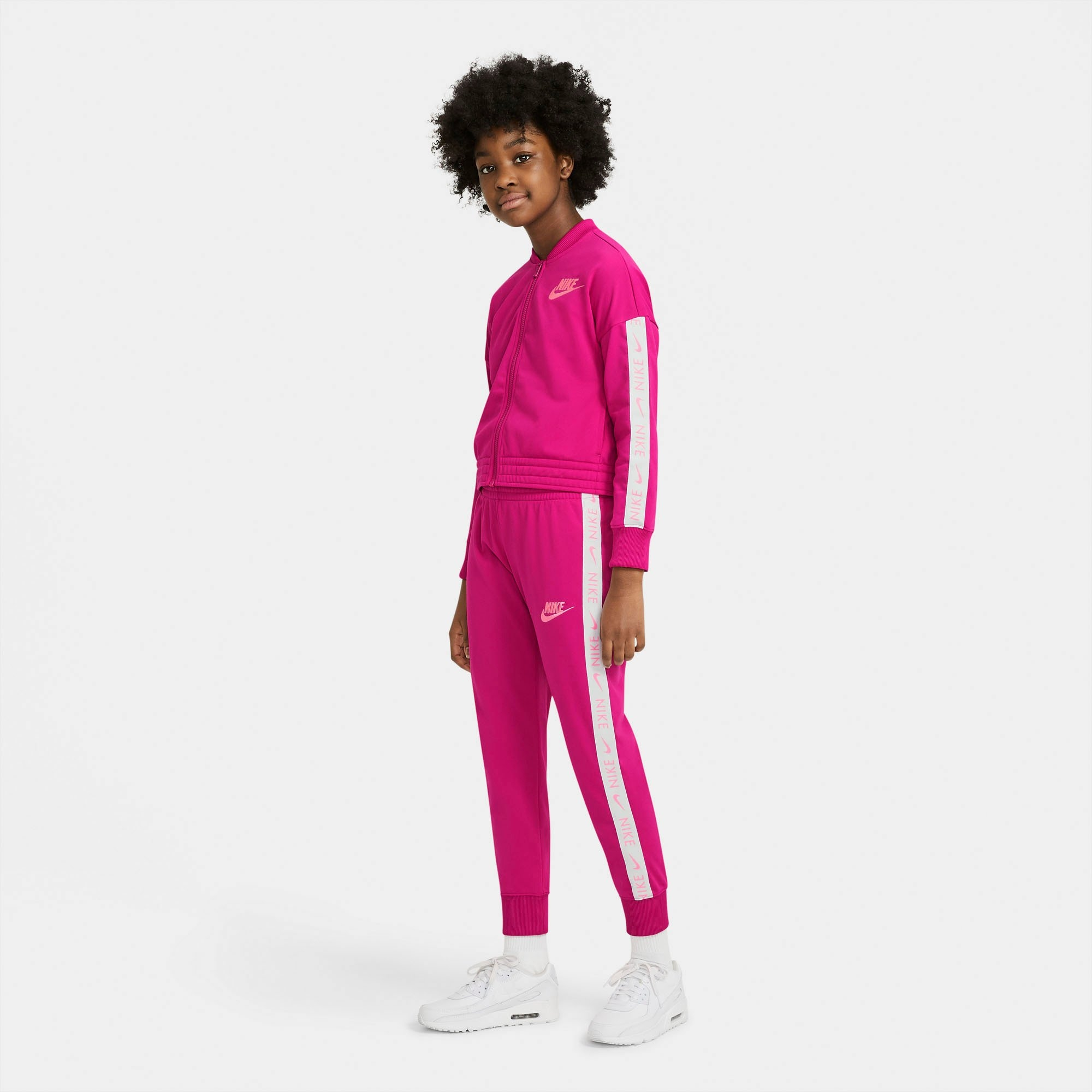 Nike Sportswear trainingspak (set, 2-delig) nu online kopen bij OTTO