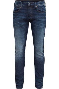 g-star raw slim fit jeans »slim elto pure superstretch« blauw