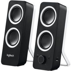 logitech »z200« luidspreker zwart