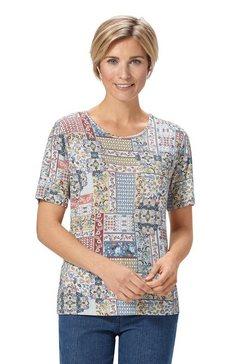 classic basics shirt met ronde hals