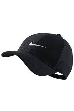 nike baseballcap u nk df arobill l91 cap training hat zwart