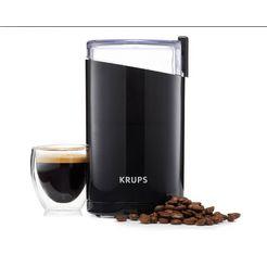 krups koffiemolen f20342 zwart
