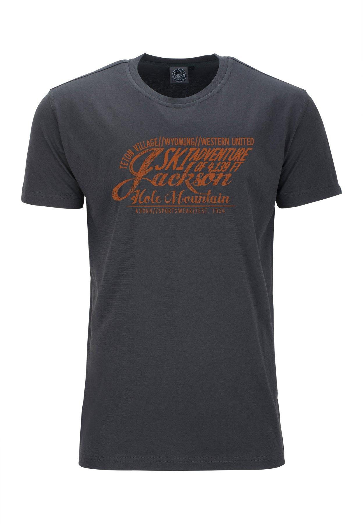 AHORN SPORTSWEAR T-shirt JACKSON ADVENTURE met modieuze print bestellen: 30 dagen bedenktijd