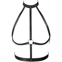 bijoux indiscrets »maze h harness« harness zwart