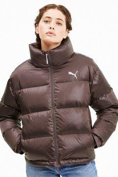 puma donsjack »shine down jacket« bruin