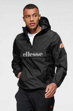 ellesse windbreaker »acera over hard jacket« zwart