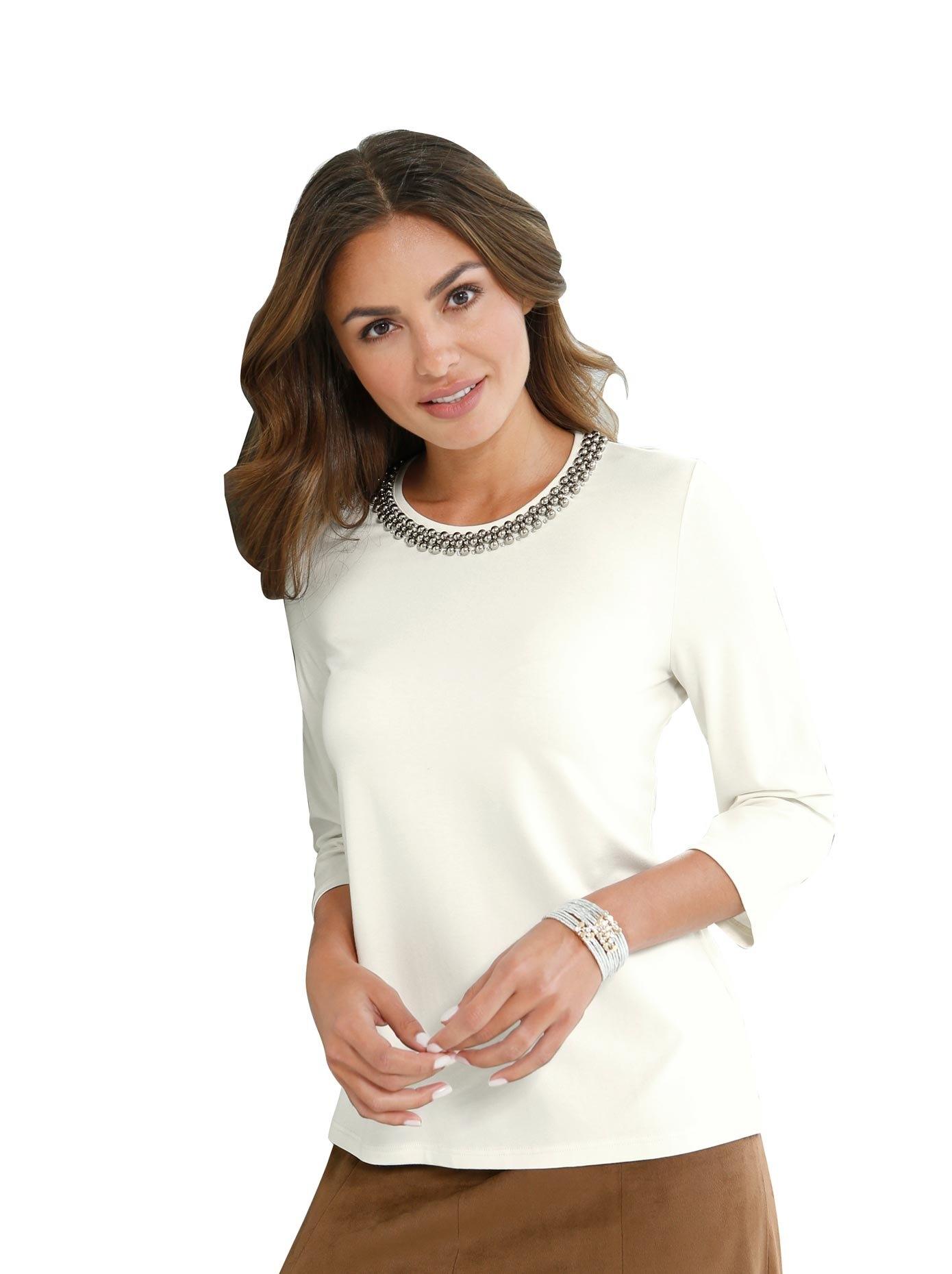 Lady shirt met 3/4-mouwen nu online kopen bij OTTO
