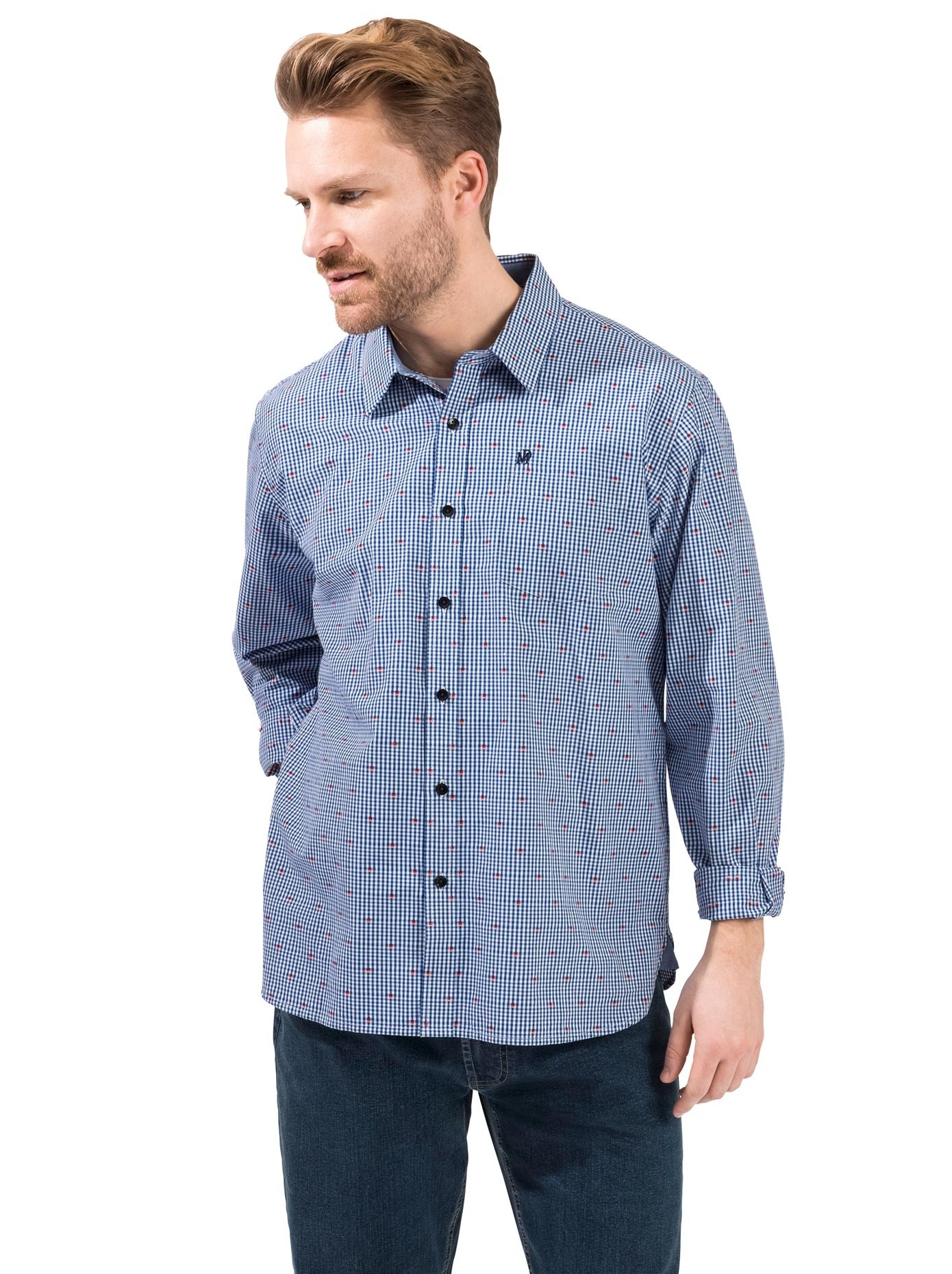 Marco Donati overhemd met lange mouwen online kopen op otto.nl