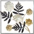 hofmann living and more sierobject voor aan de wand wanddecoratie (1 stuk) zwart