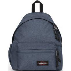 eastpak laptoprugzak padded zippl'r+, crafty jeans blauw