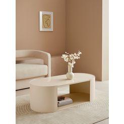 leger home by lena gercke salontafel »ivy« beige