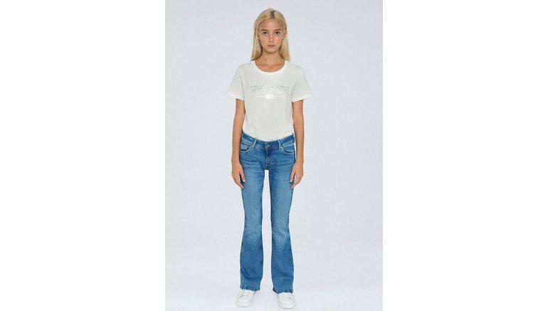 Pepe Jeans bootcut jeans NEW PIMLICO in 5-pocketsstijl met stretch-aandeel