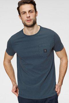 brunotti t-shirt axle blauw