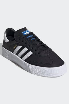 adidas originals sneakers »sambarose« zwart
