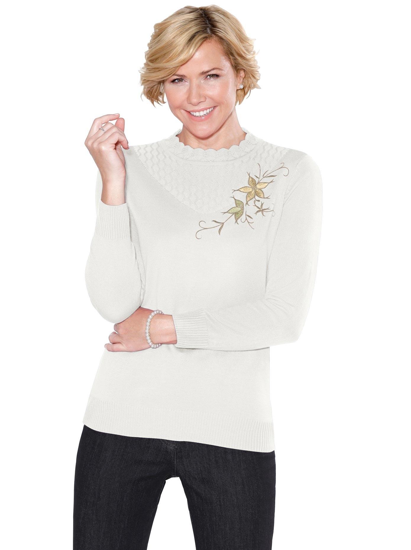Classic trui met staande kraag voordelig en veilig online kopen