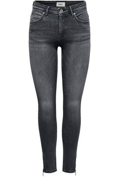 only ankle jeans »onlkendell« grijs