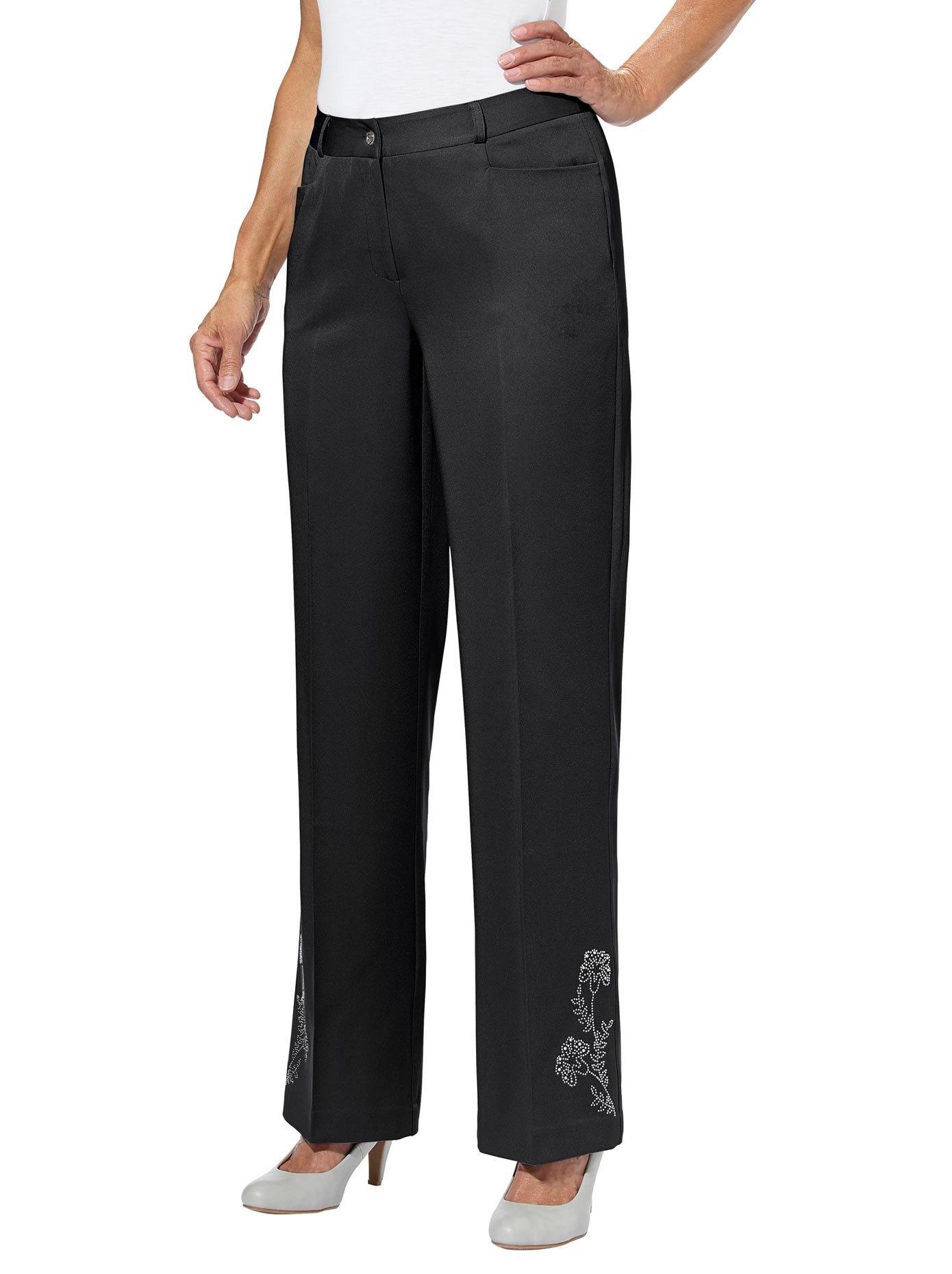 Lady geweven broek voordelig en veilig online kopen
