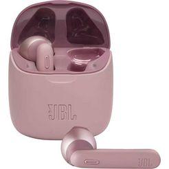 jbl wireless in-ear-hoofdtelefoon tune 225 tws roze