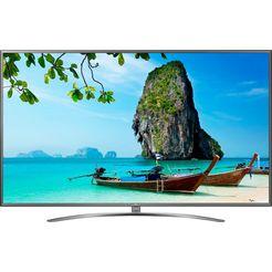 lg »75un81006lb« led-tv zwart