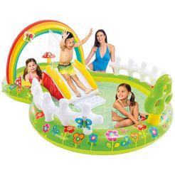 intex zwembad playcenter my garden groen