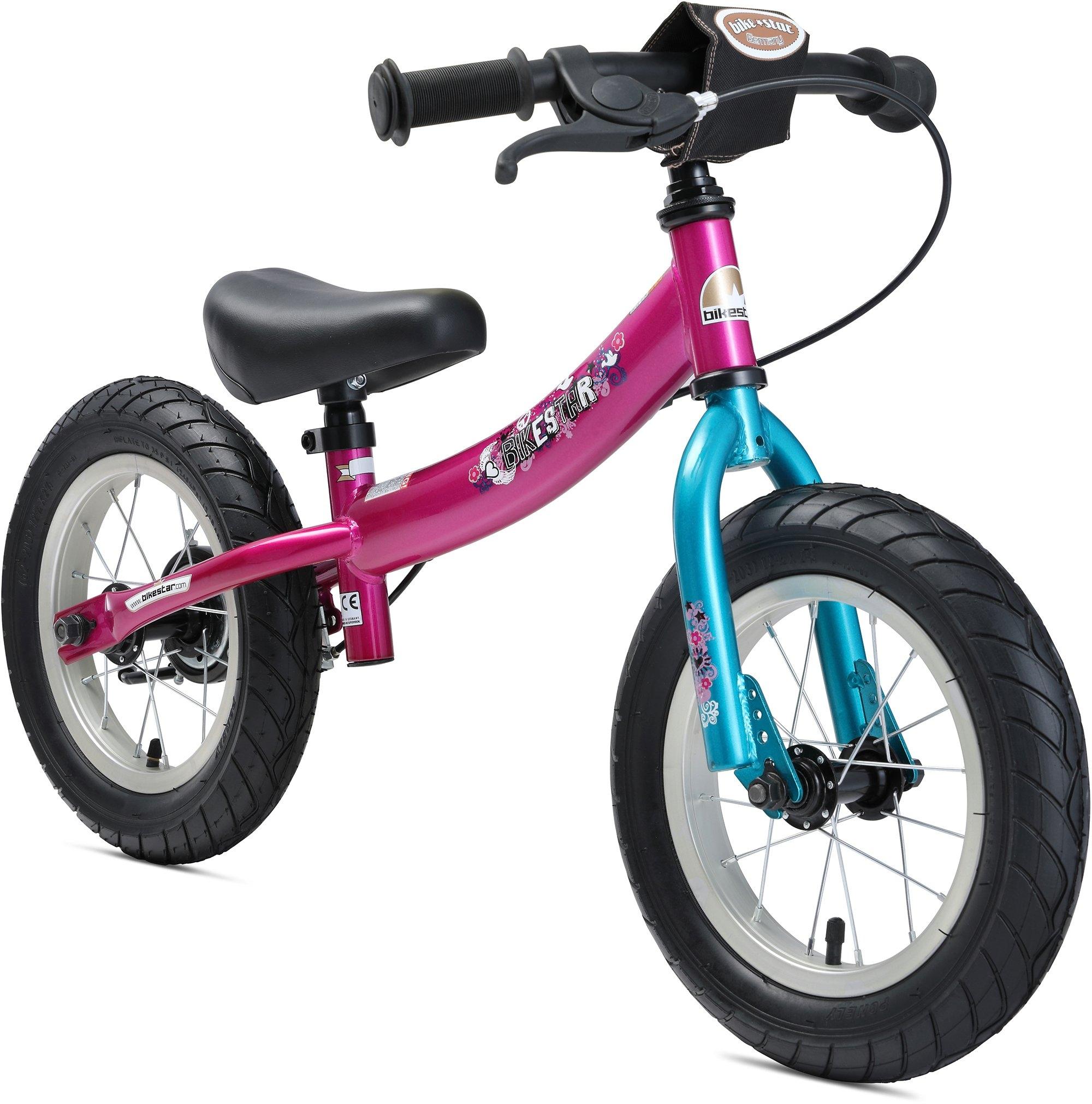 Bikestar loopfiets BIKESTAR kinder-loopfiets Sport v.a. 3 jaar met rem voordelig en veilig online kopen