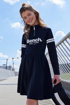 bench. skaterjurk met staand kraagje zwart