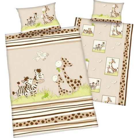 Baby Best Zebra dekbedovertrek
