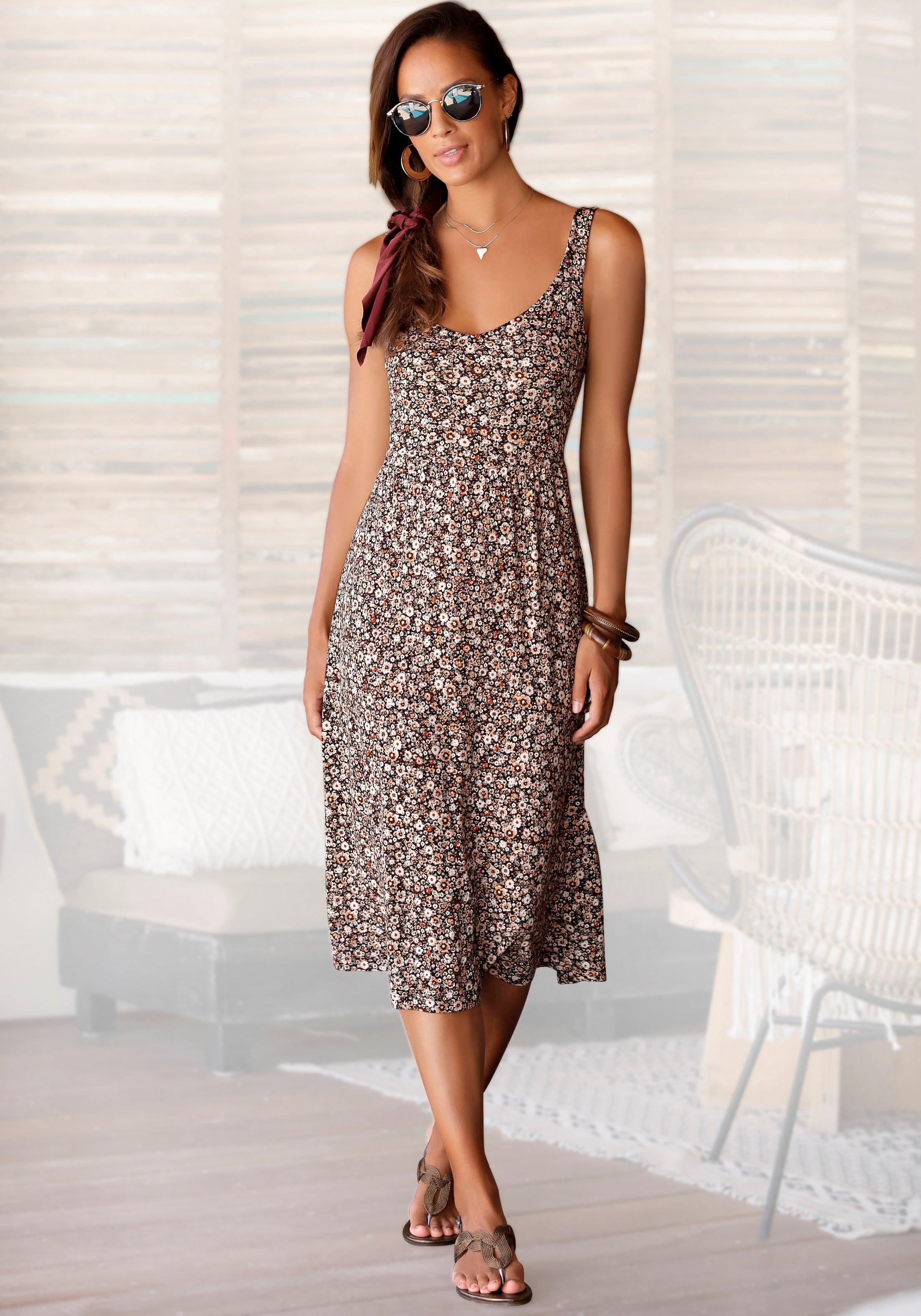 Lascana Midi-jurk voordelig en veilig online kopen