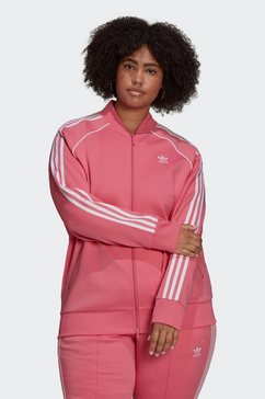 adidas originals trainingsjack primeblue sst originals roze