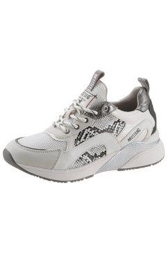 mustang shoes sneakers met sleehak