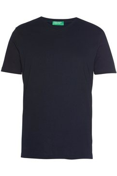 united colors of benetton t-shirt blauw